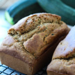 The BEST Gluten-Free Zucchini Bread
