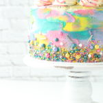 Pink Lemonade Cake