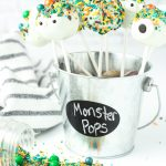 Monster Chocolate Cake Pops